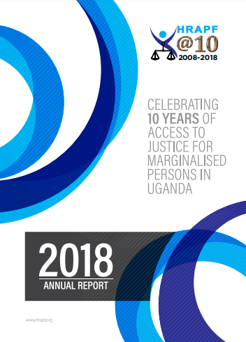 HRAPF Annual Report 2018