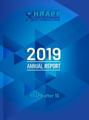 HRAPF Annual Report 2019