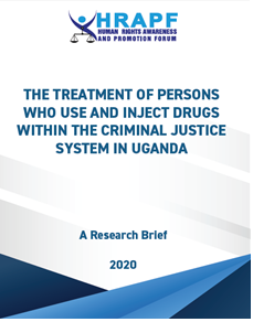 A Study on treatment of PWUIDs in criminal justice system